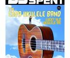 Coda Ukulele Band CD now on sale