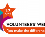 Volunteers' Week 1st – 7th June