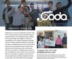 THE CODA SPRING 2019 NEWSLETTER IS HERE!