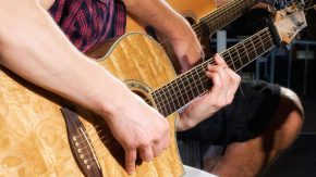 Adult Improvers (Acoustic) Guitar Course