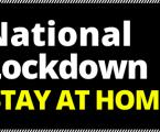 NATIONAL LOCKDOWN UPDATE