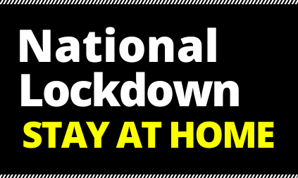 NATIONAL LOCKDOWN UPDATE